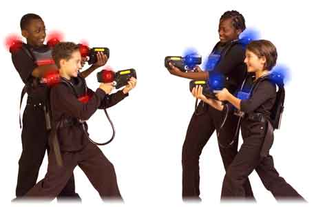 Paintball Laser Tag