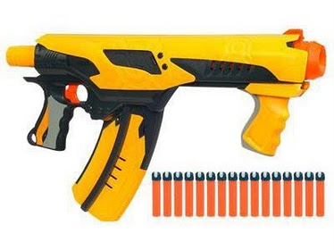 Paintball Nerf