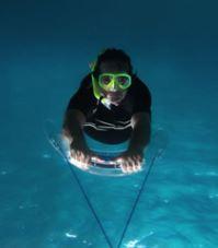 Planeador Submarino: Delfinia Flipper