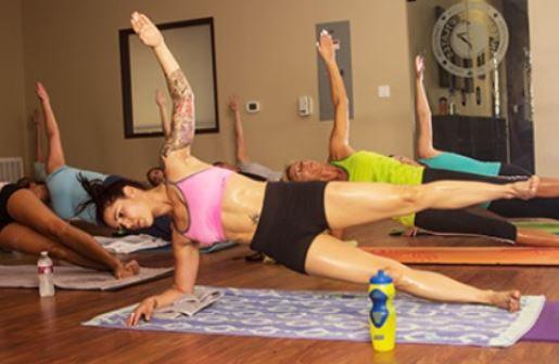 Hot Pilates