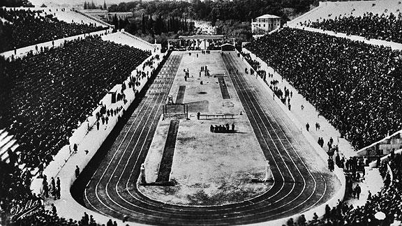 Atletismo Cronología Juegos Olímpicos Verano e Invierno