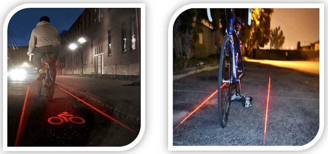 Carril Bici X Fire
