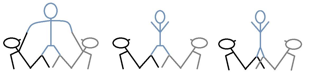 Acrogym Equilibrio Sobre Rodillas