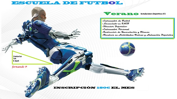 Proyecto Escuela de Futbol
