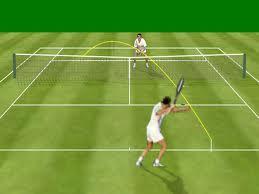 Tenis Golpe Pasing Shot