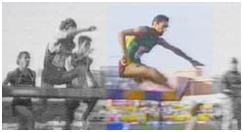 Atletismo 3000 Metros Obstaculos Paso Ria