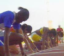 Atletismo Salida Tacos A Sus Puestos
