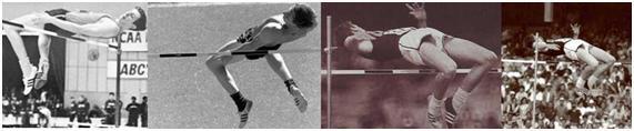 Atletismo Salto Altura Estilo Fosbury