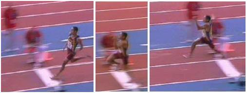 Atletismo Salto Longitud Batida