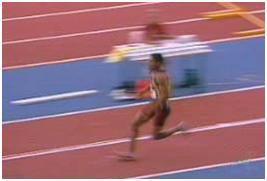 Atletismo Salto Longitud Carrera 2