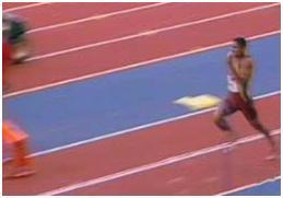 Atletismo Salto Longitud Carrera