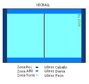 Jugar al Xecball
