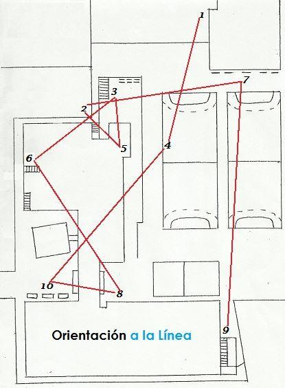 Orientación en Línea o Lineal