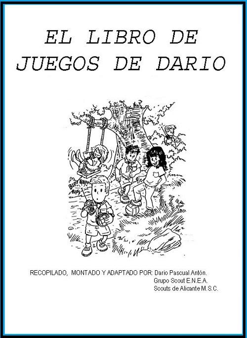 El Libro de Juegos de Darío