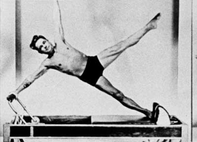 Pilates historia